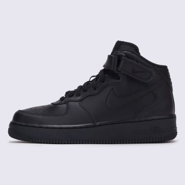 Кеды nike Boys'  Air Force 1 Mid (Gs) Basketball Shoe - 119168, фото 1 - интернет-магазин MEGASPORT