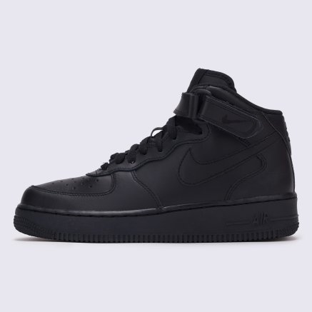 Кеди Nike Boys'  Air Force 1 Mid (Gs) Basketball Shoe - 119168, фото 1 - інтернет-магазин MEGASPORT