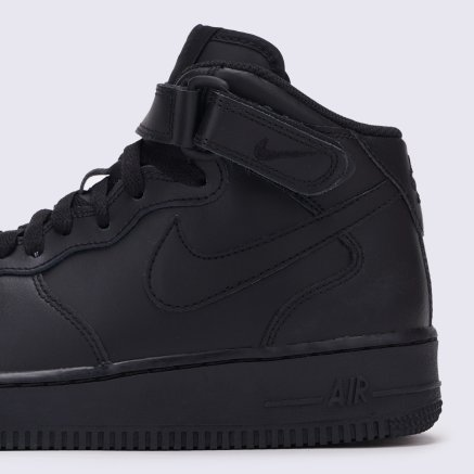 Кеди Nike Boys'  Air Force 1 Mid (Gs) Basketball Shoe - 119168, фото 4 - інтернет-магазин MEGASPORT