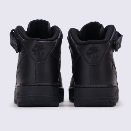 Кеди Nike Boys'  Air Force 1 Mid (Gs) Basketball Shoe - 119168, фото 3 - інтернет-магазин MEGASPORT