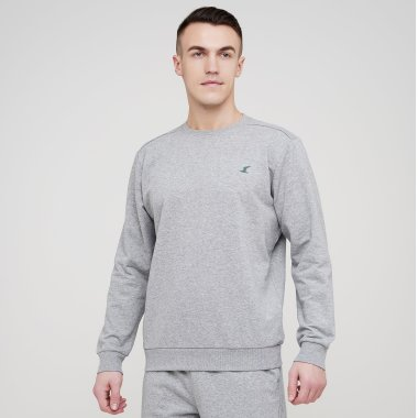 Кофти lagoa Men's Terry Sweatshirt - 135678, фото 1 - інтернет-магазин MEGASPORT