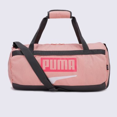 Сумки puma Plus Sports Bag Ii - 128508, фото 1 - интернет-магазин MEGASPORT