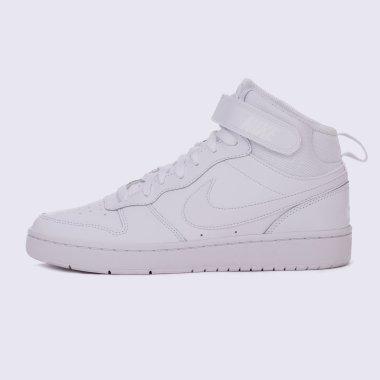 Кеди nike Nike Court Borough Mid 2 - 140946, фото 1 - інтернет-магазин MEGASPORT