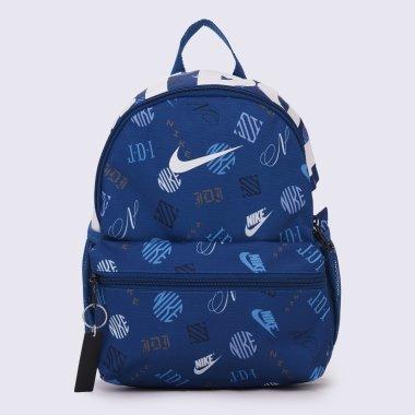 Рюкзаки nike Y Nk Brsla Jdi Mini Bkpk-Aop - 141232, фото 1 - інтернет-магазин MEGASPORT