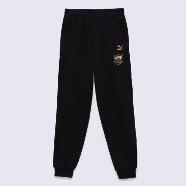 Спортивні штани puma LIL Sweatpants TR Cl - 140506, фото 1 - інтернет-магазин MEGASPORT