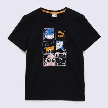Футболки puma Lil Tee - 140502, фото 1 - інтернет-магазин MEGASPORT