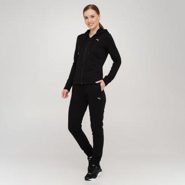 Спортивные костюмы puma Classic Hooded Sweat Suit Fl - 140652, фото 1 - интернет-магазин MEGASPORT