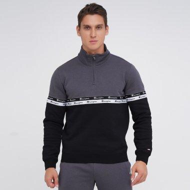 Кофты champion Half Zip Sweatshirt - 141788, фото 1 - интернет-магазин MEGASPORT