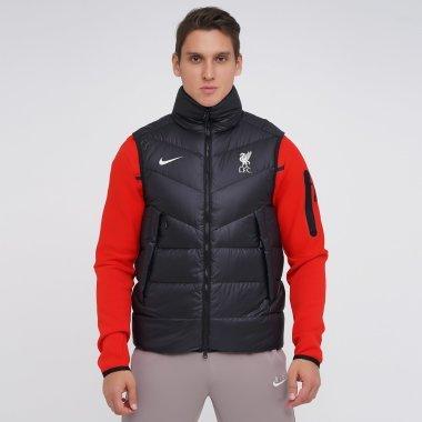 Куртки-жилеты nike Lfc M Nsw Dwn Fill Wr Vest - 141084, фото 1 - интернет-магазин MEGASPORT