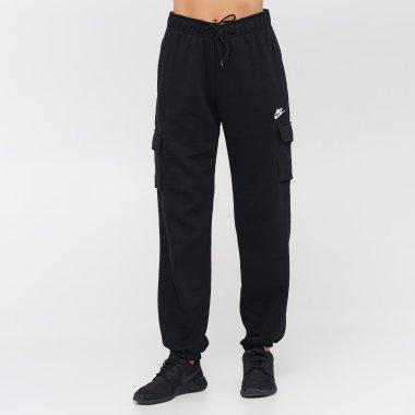 Спортивні штани nike W Nsw Essntl Flc Mr Crgo Pnt - 141184, фото 1 - інтернет-магазин MEGASPORT