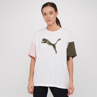 Футболки puma Modern Sports Fashion Tee - 140732, фото 1 - интернет-магазин MEGASPORT