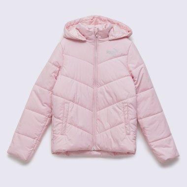 Куртки puma Ess Padded Hd Jacket G - 140746, фото 1 - інтернет-магазин MEGASPORT