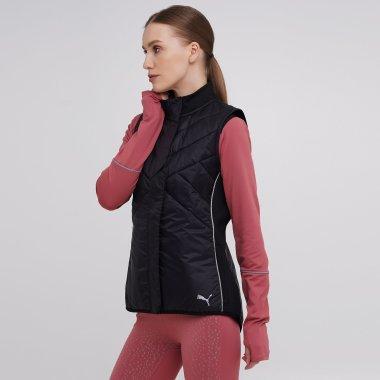 Куртки-жилети puma Run Elevated Padded Vest W - 140397, фото 1 - інтернет-магазин MEGASPORT