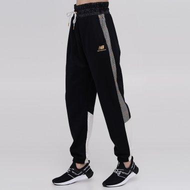 Спортивные штаны newbalance Nb Athl Hl Stripe - 142301, фото 1 - интернет-магазин MEGASPORT