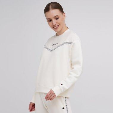 Кофти champion Crewneck Sweatshirt - null, фото 1 - інтернет-магазин MEGASPORT