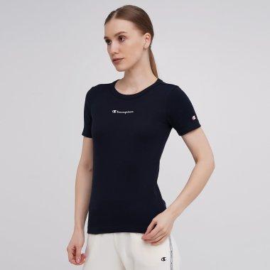 Футболки champion Crewneck T-Shirt - 141717, фото 1 - інтернет-магазин MEGASPORT