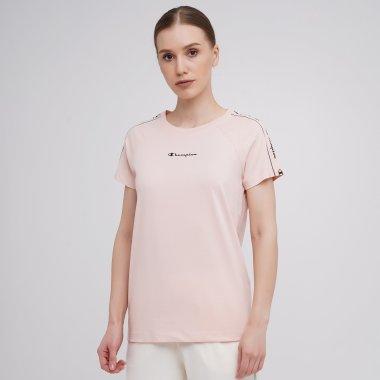 Футболки champion Crewneck T-Shirt - 141750, фото 1 - інтернет-магазин MEGASPORT