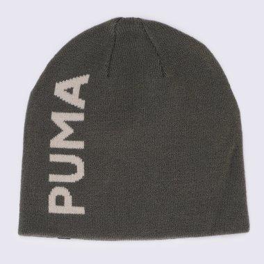 Шапки puma Ess Classic Cuffless Beanie - 140820, фото 1 - інтернет-магазин MEGASPORT