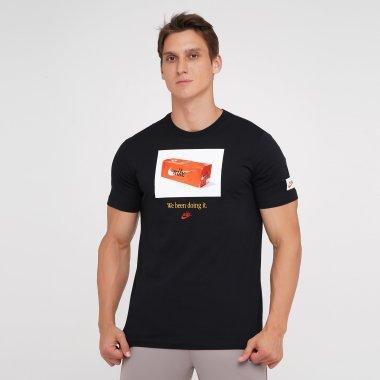 Футболки nike M NSW TEE SWOOSH 50 PHOTO - 141196, фото 1 - интернет-магазин MEGASPORT