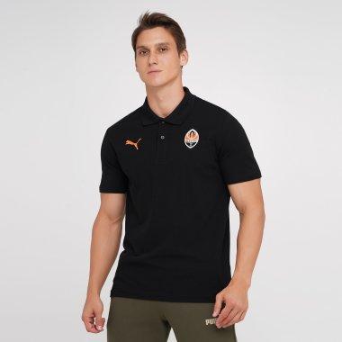 Футболки puma FCSD Badge Polo - 140264, фото 1 - интернет-магазин MEGASPORT