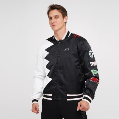 Куртки puma Official Visit Jacket - 140537, фото 1 - інтернет-магазин MEGASPORT