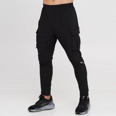 Спортивні штани puma Run Woven Cargo Pant M - 140407, фото 1 - інтернет-магазин MEGASPORT