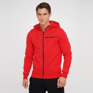 Кофти puma Ferrari Style Hooded Sweat Jacket Reg Fit - 140482, фото 1 - інтернет-магазин MEGASPORT