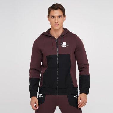 Кофти puma Pl Sweat Hoodie Jacket - 140526, фото 1 - інтернет-магазин MEGASPORT