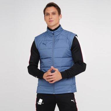 Куртки-жилети puma Individualliga Gilet - 140764, фото 1 - інтернет-магазин MEGASPORT