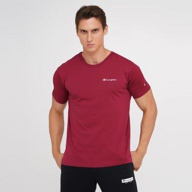 Футболки champion Crewneck T-Shirt - 141764, фото 1 - інтернет-магазин MEGASPORT