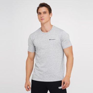 Футболки champion Crewneck T-Shirt - 141762, фото 1 - интернет-магазин MEGASPORT