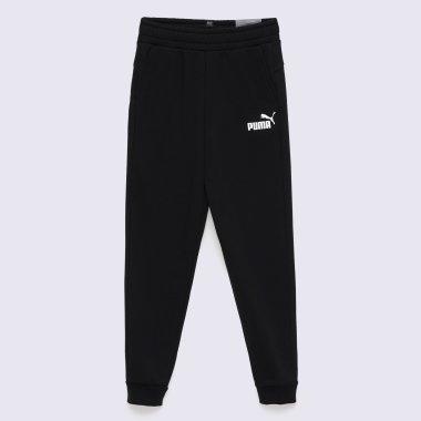 Спортивные штаны puma Ess Logo Pants Fl Cl B - 140605, фото 1 - интернет-магазин MEGASPORT