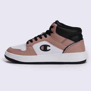 Ботинки champion Mid Cut Shoe Rebound 2.0 Mid - 141670, фото 1 - интернет-магазин MEGASPORT