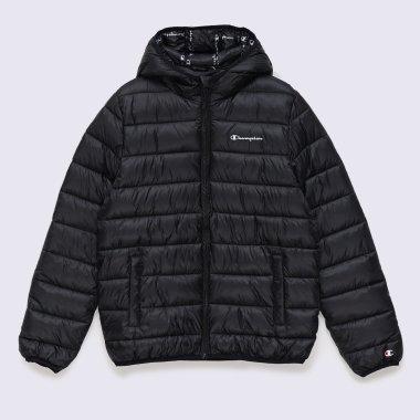 Куртки champion Hooded Jacket - 141850, фото 1 - інтернет-магазин MEGASPORT