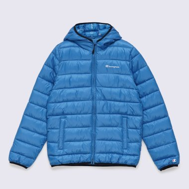 Куртки champion Hooded Jacket - 141852, фото 1 - інтернет-магазин MEGASPORT