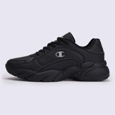 Кросівки champion Low Cut Shoe Black Out - 141690, фото 1 - інтернет-магазин MEGASPORT