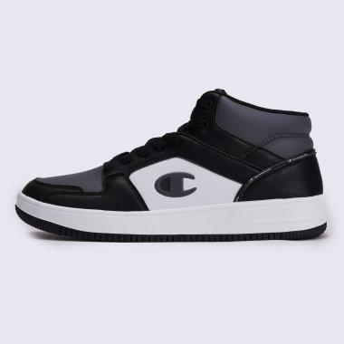 Черевики champion Mid Cut Shoe Rebound 2.0 Mid - 141687, фото 1 - інтернет-магазин MEGASPORT