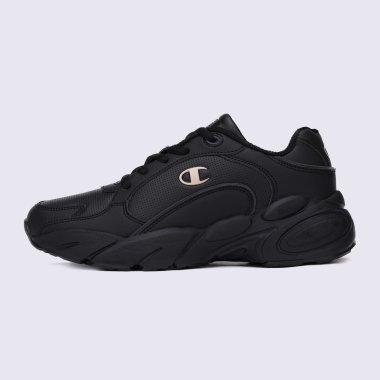 Кросівки champion Low Cut Shoe Black Out - 141671, фото 1 - інтернет-магазин MEGASPORT