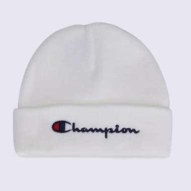Шапки champion Beanie Cap - 141867, фото 1 - інтернет-магазин MEGASPORT