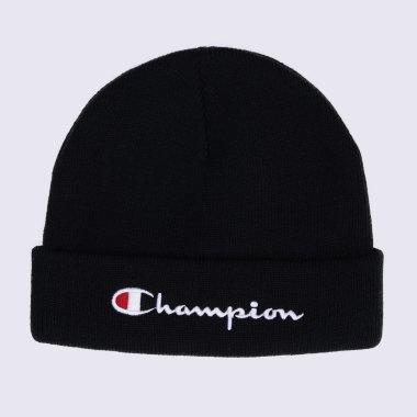 Шапки champion Beanie Cap - 141866, фото 1 - інтернет-магазин MEGASPORT