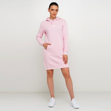 Платья и Юбки helly-hansen W Active Hoodie Dress - 123588, фото 1 - интернет-магазин MEGASPORT
