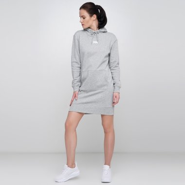 Платья и Юбки helly-hansen W Active Hoodie Dress - 123532, фото 1 - интернет-магазин MEGASPORT