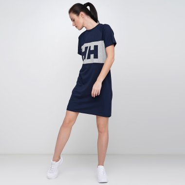 Платья helly-hansen W Active T-Shirt Dress - 123533, фото 1 - интернет-магазин MEGASPORT