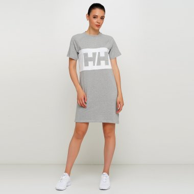 Платья и Юбки helly-hansen W Active T-Shirt Dress - 123590, фото 1 - интернет-магазин MEGASPORT