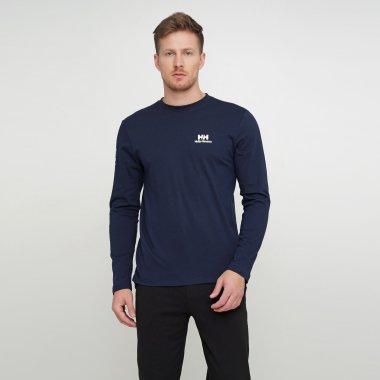 Футболки helly-hansen Yu20 Ls T-Shirt - 123534, фото 1 - интернет-магазин MEGASPORT