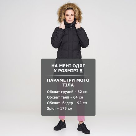 Куртка Helly Hansen W Blume Puffy Parka - 120877, фото 6 - интернет-магазин MEGASPORT