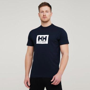 Футболки helly-hansen Hh Box T - 135021, фото 1 - интернет-магазин MEGASPORT