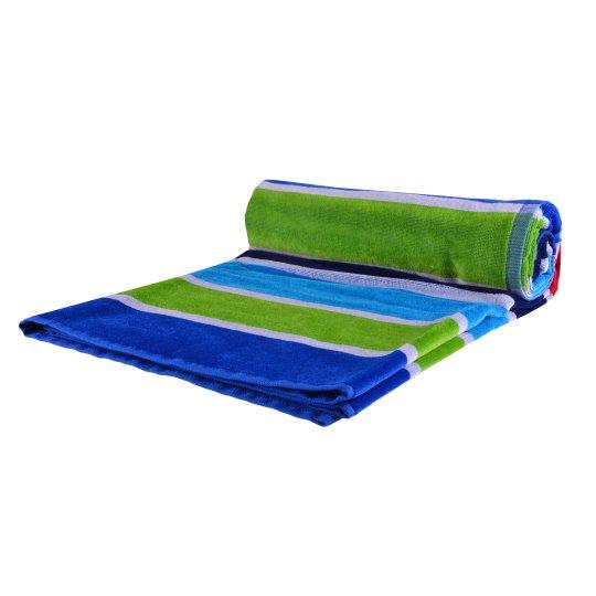 Рушник Arena Stripes Towel - фото