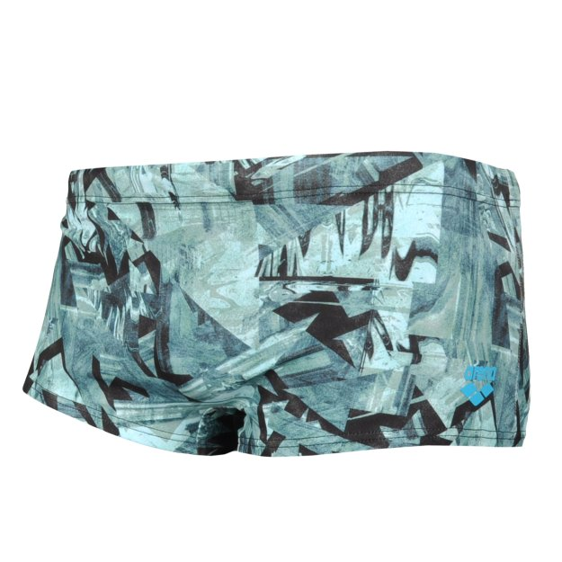 Плавки Arena M Glitch Low Waist Short - MEGASPORT