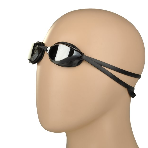 Очки и маска для плавания Arena Python Mirror - MEGASPORT